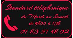 Standard téléphonique Mardi-Samedi de 9h à 13h - PC Motos, atelier de réparation motos Montpellier (34)