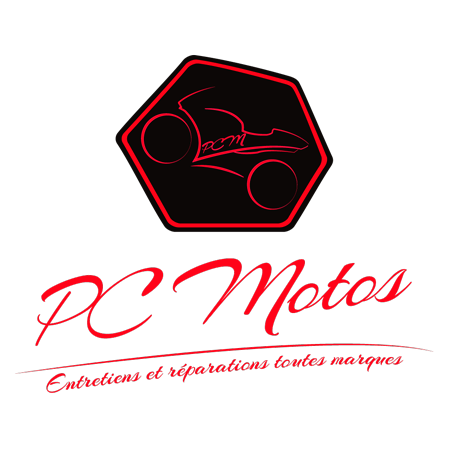 logo PC Motos - Atelier réparation motos Montpellier